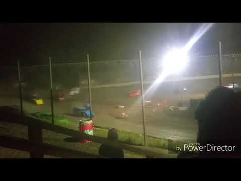 Modifieds Hilltop Speedway August 19th 2017