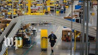 How Amazon's shipping expansion gives it a holiday-season advantage