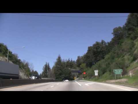 CA 17 North, Santa Cruz To San Jose