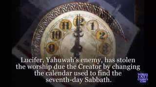 ATTENTION! WHEN DOES THE SABBATH DAY BEGIN?WELL.. IT IS NOT SUNDOWN TO SUNDOWN!