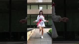 虎牙陳伊 〈萬聖節限定〉有看過安娜貝爾跳鬼步嗎? shuffledance seve- Tez Cadey thumbnail
