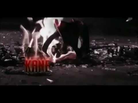 WWE  Masked Kane Titantron 2012   Raw 1 9 11   Veil Of Fire  Theme Song  2011 Resurrected    YouTube