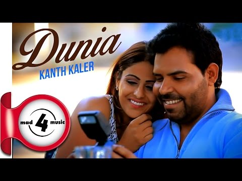 New Punjabi Songs 2014 || DUNIA - KANTH KALER || Punjabi Sad Songs 2014