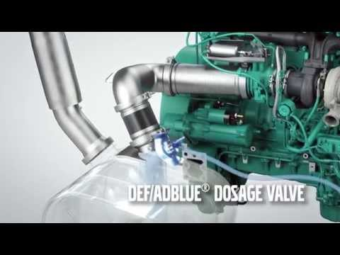 Volvo Penta environmental engines – Stage IV