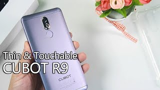cUBOT R9 Unboxing & Hands On Video
