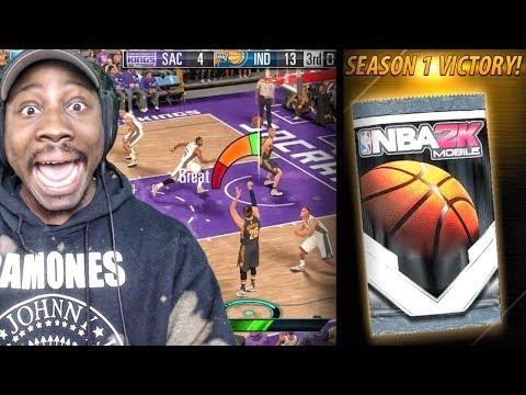 KYLE KORVER SHOOTING DEEP 3'S IN NBA FINALS! NBA 2K Mobile Gameplay Pack Opening! Ep. 4