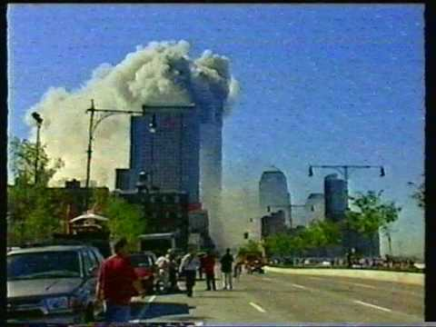 911 September 11 twin towers Australian television live