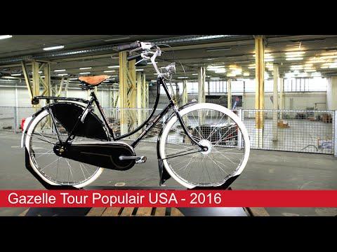 gazelle tour populair usa 2016 doppelrohr youtube
