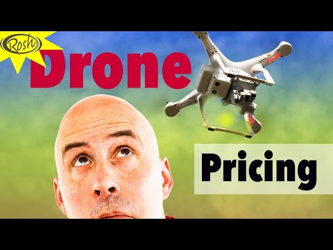 How To Price Drone Photography And Video - Did You Consider This?