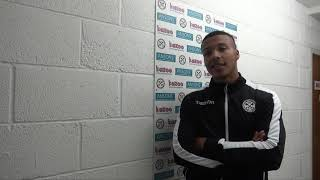 Lewis Archer - Workington AFC post match interview