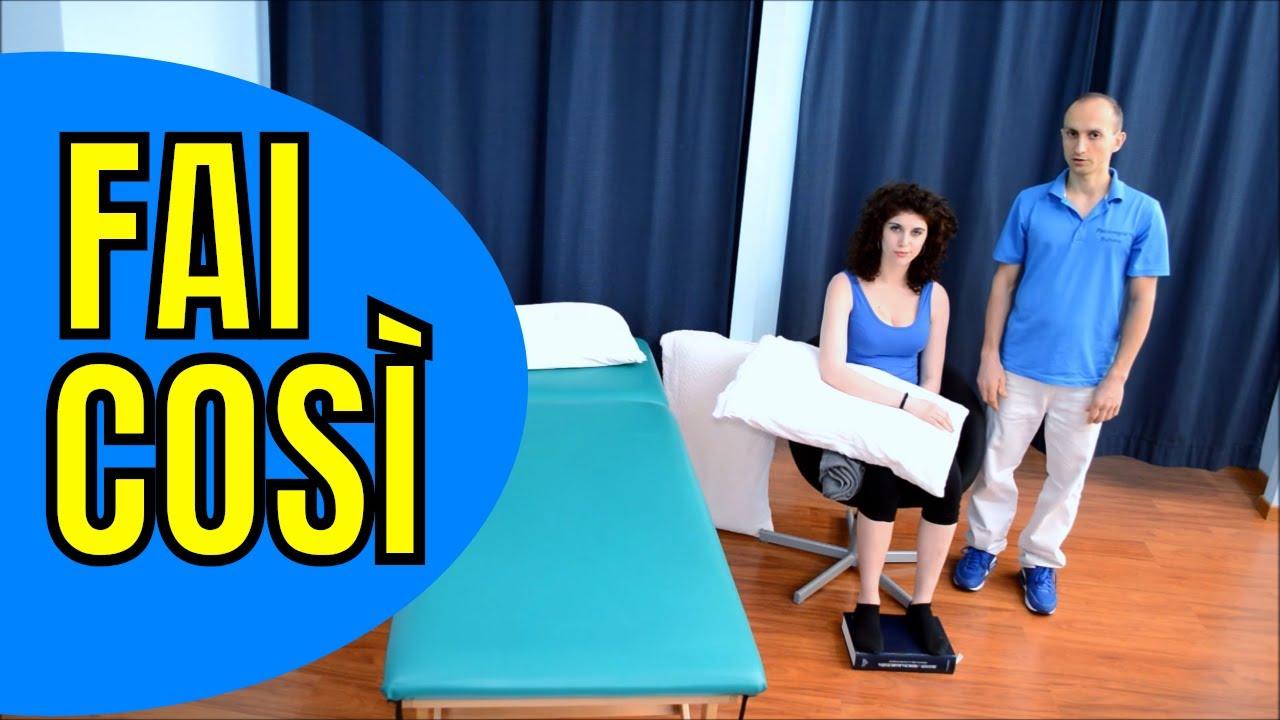 Posizionamento del paziente emiplegico le posture corrette youtube - Postura a letto ...