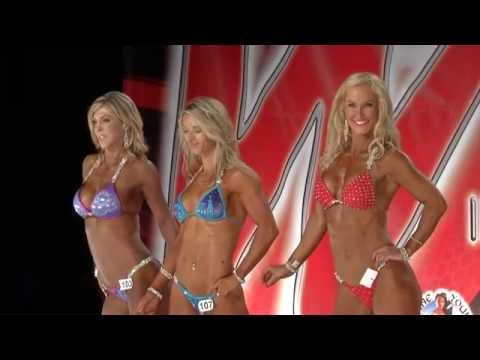 weider Ladies Fitness Bikini over 35