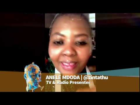 Anele Mdoda PART 2 | Afternoon Express | 19 May 2020