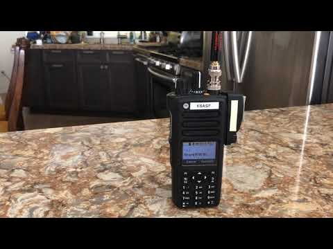 Motorola XPR 7550e BNC (female) Antenna Adapter