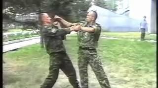 'Сибирский Кулак'  Базовая Техника
