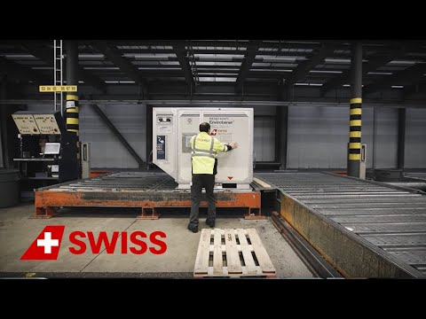 SWISS WorldCargo - Special containers