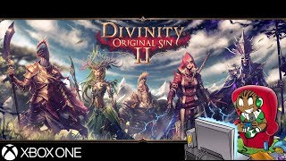 Divinity Original Sin II Definitive Edition Xbox One Game Preview