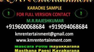 mascara pottu salim tamil karaoke