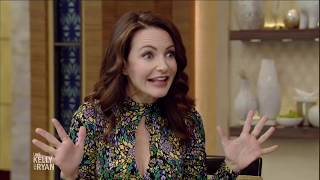Kristin Davis Talks About Her Baby Boy