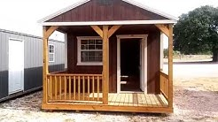 Portable Building...House???