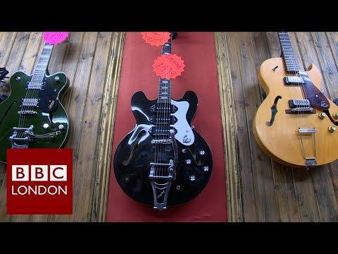 London shop owner turns DIY detective – BBC London News