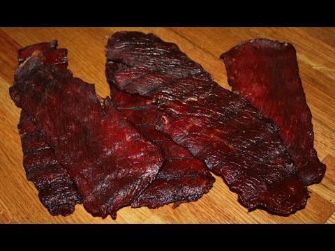 how-to-make-beef-jerky---nuwave-oven