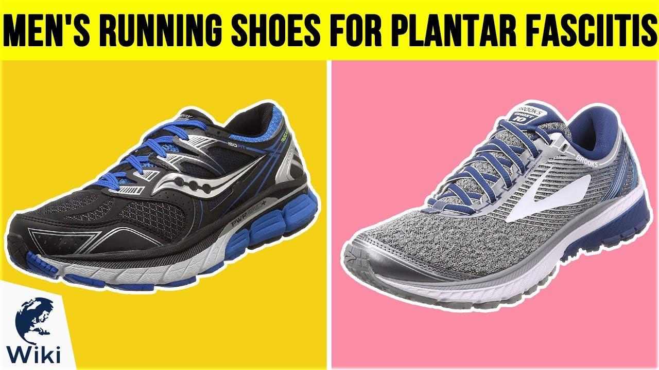 10 Best Men S Running Shoes For Plantar Fasciitis 2019