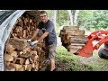 We had 4 acres Logged and we are buying FIREWOOD