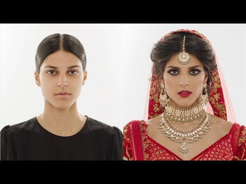 How-To: A Stunning Asian Bridal Look With Ambreen Ahmed I M·A·C Tutorial