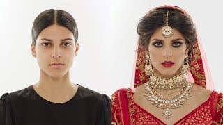 HOW TO: Stunning South Asian Bridal Look with Ambreen Ahmed | MAC Cosmetics