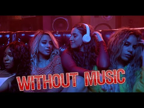 Fifth Harmony - He Like That - Without Music - SHREDS!