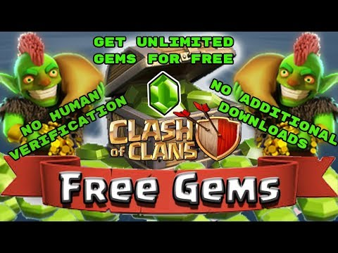 How To Get Free Gems In Clash Of Clans 2018 || No Human Verification With Proof || By Life Ka Mantra