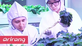 4 Angles _ The Future of Agriculture, Plant Factories(식물공장)
