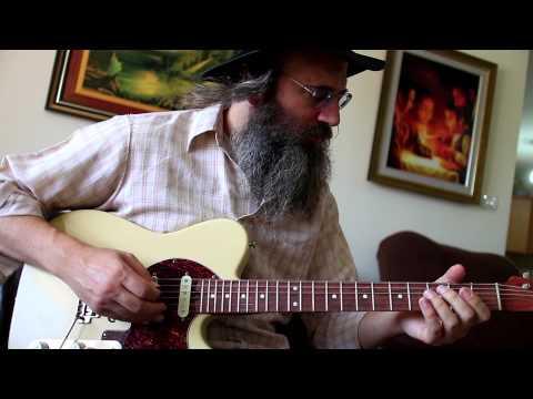 Lazer Lloyd La Grange custom guitar - Zhangbucker pickups
