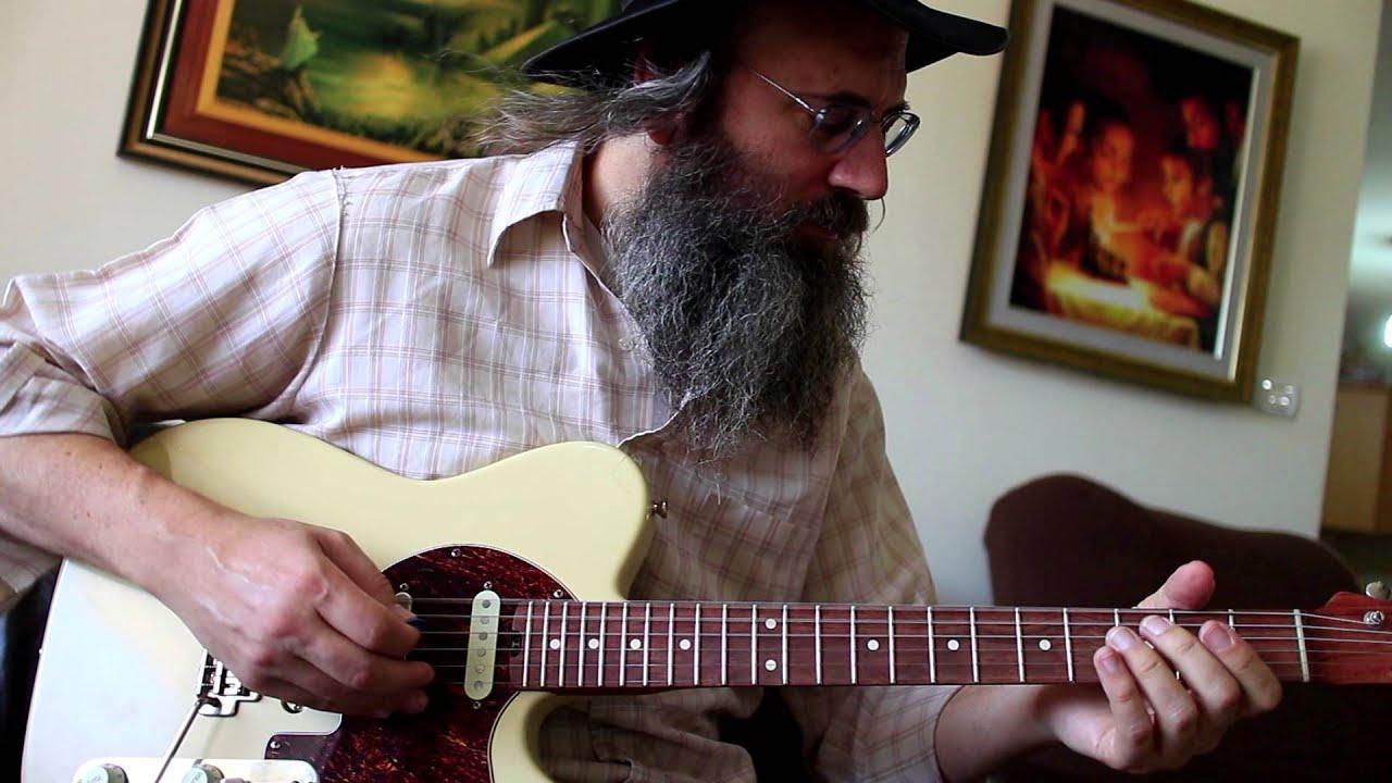 Download Lazer Lloyd La Grange custom guitar - Zhangbucker pickups
