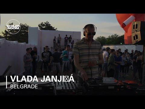 Vlada Janjić MAD in Belgrade X Boiler Room DJ Set