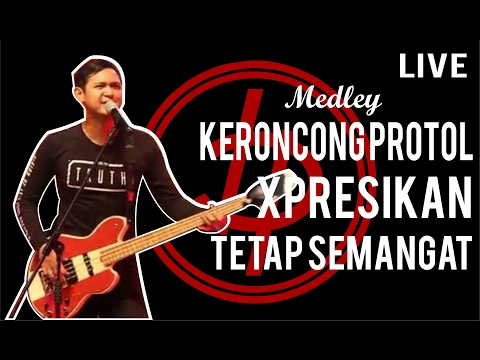 Bondan Prakoso Live  Medley Keroncong Protol Xpresikan Tetap Semangat