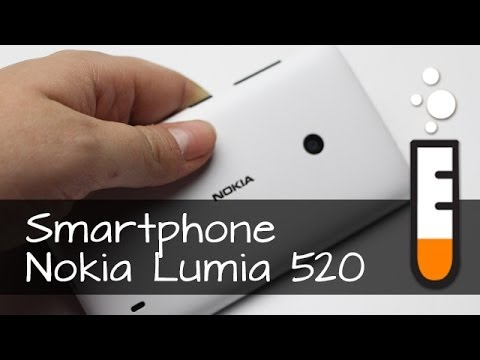Lumia 520 Smartphone Nokia - Resenha Brasil