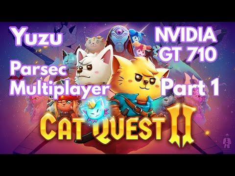Cat Quest II - Multiplayer Part 1 |
