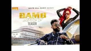 Bamb Jatt(Full Song)|Amrit Maan, Jasmine Sandlas Latest Punjabi Song 2017