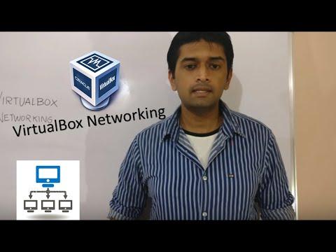 Session 3 : VirtualBox Networking (NAT & Port Forwarding, Bridged, Internal, Host-Only)