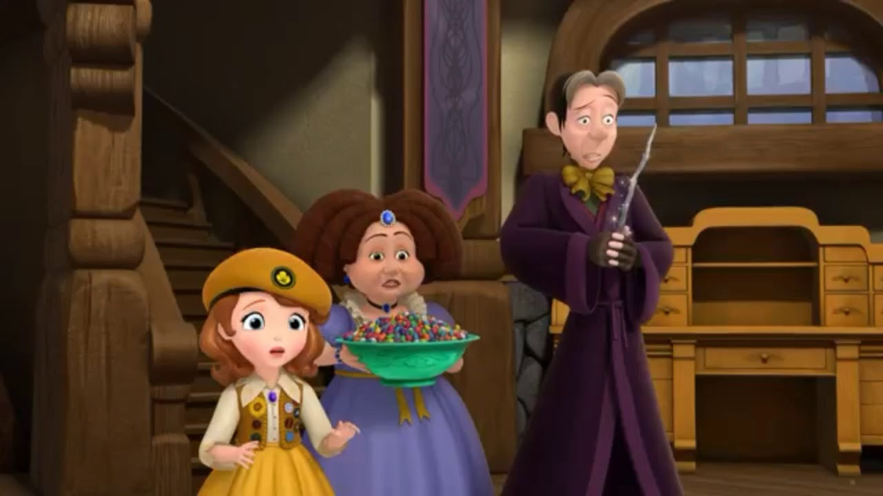 Download Sofia the first || Mystic Meadows || Full Episode Part 04 in Hindi || Sofia Hindi