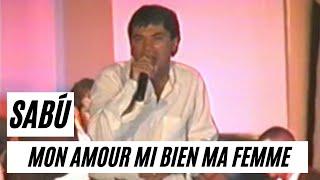 Sabu - Mon Amour Mi Bien Ma Femme (cortesia Memorias Video Bar)