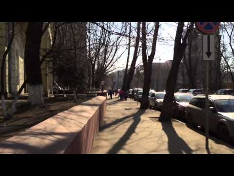 Прогулка по Верхней Красносельской улице