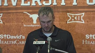 FULL Tom Herman Post Game Press Conference