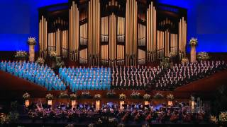"The Mormon Tabernacle Choir sings ""Consider the Lilies"""