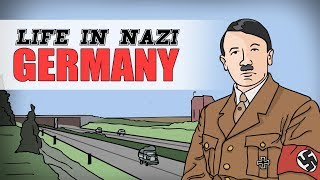 Life in Nazi Germany | Animated History