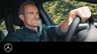 Der ultimative Bremstest – Matthias Malmedie gegen das E-Klasse T-Modell