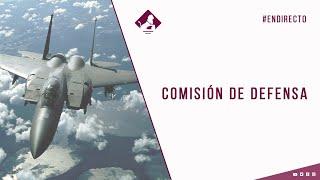 Comisión de Defensa (22/10/2020)