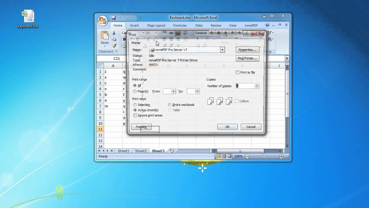 online convert pdf to excel 2007